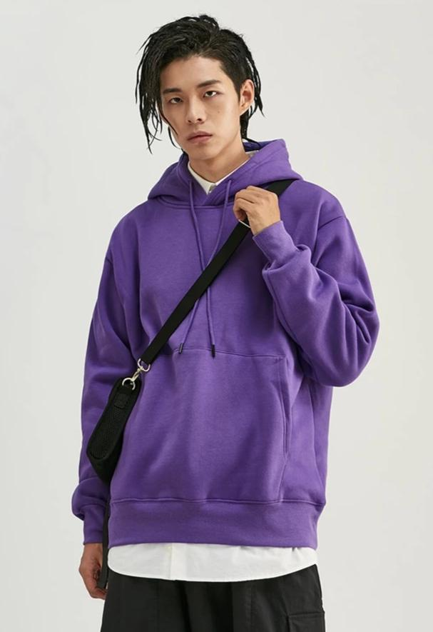 EGOIST CONNIE Fleece Hoodie