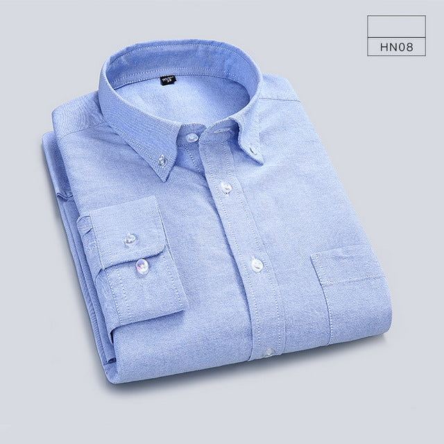 1EGOIST ENNIO Cotton Oxford  Shirt