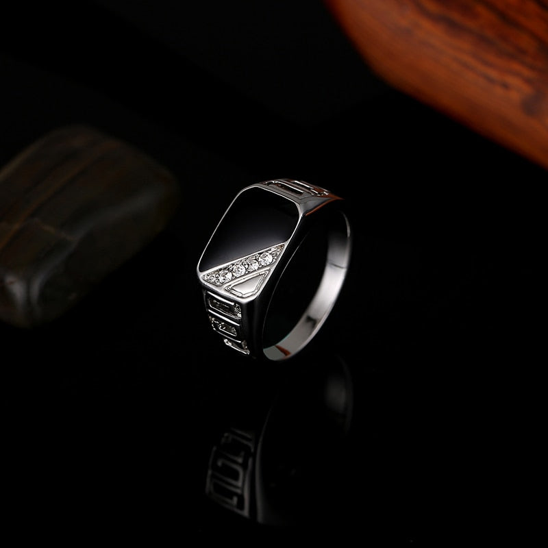 EGOIST ALBERT Classic Gold Ring