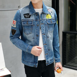 EGOIST NICK Denim Jacket