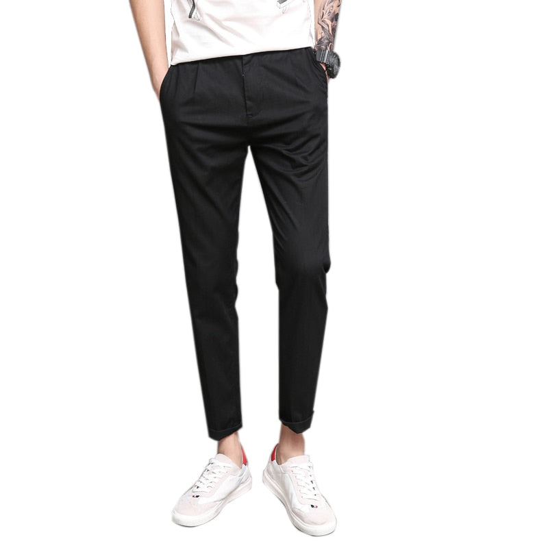 EGOIST ANDREA Cropped Trousers