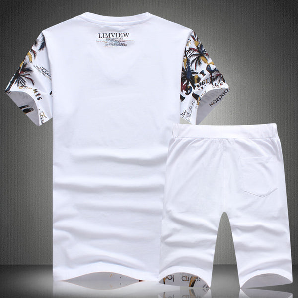 EGOIST DON Summer Set T-Shirt + Pants