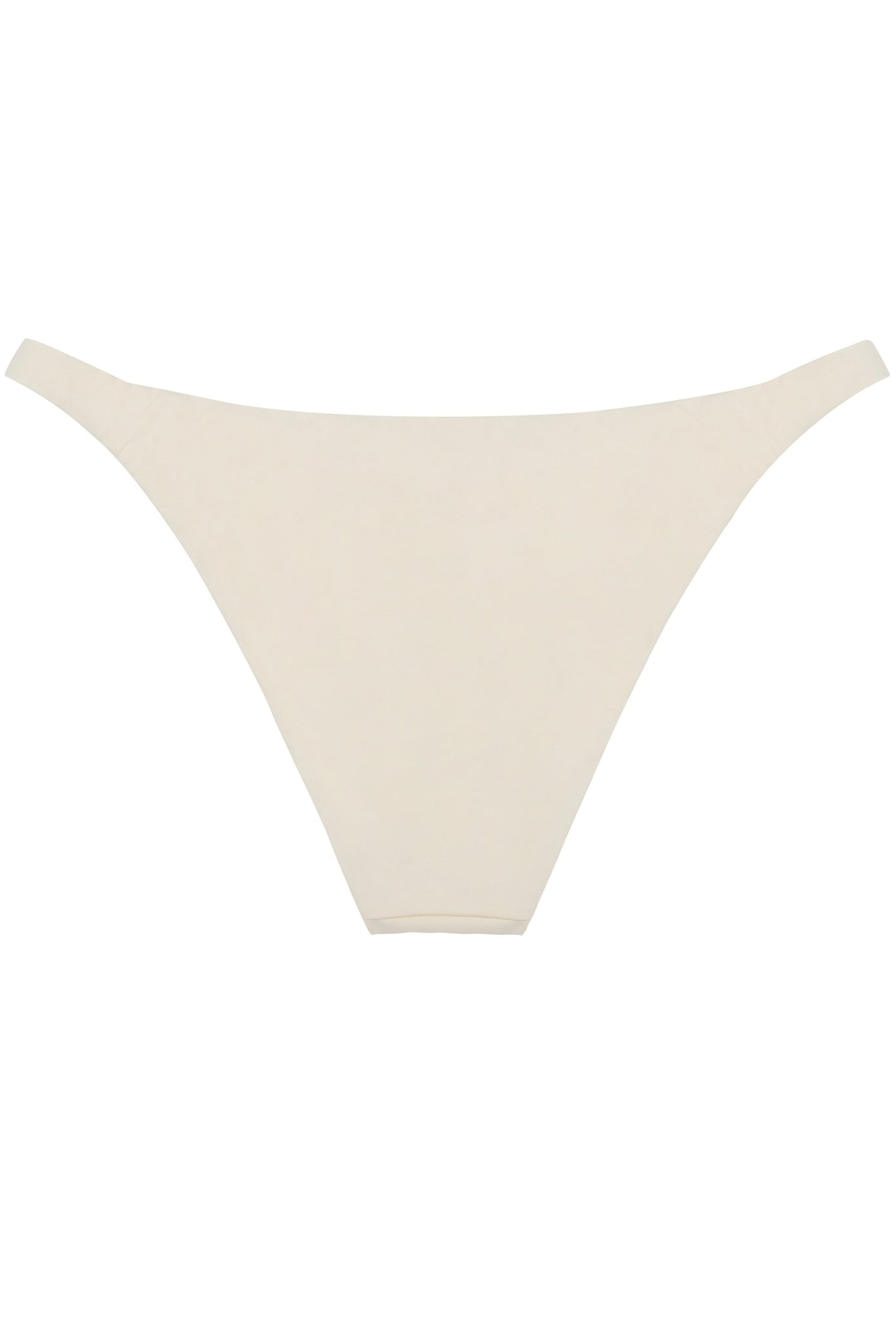Ring bikini bottom in cream white by Caroline af Rosenborg