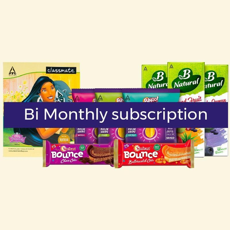 Fortnightly Subscription