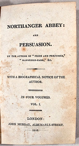Persuasion - the Best of Jane Austen's Novels