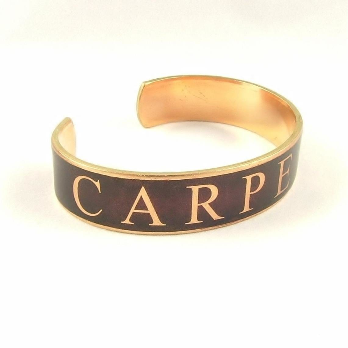 Carpe Diem Cuff BookGeek