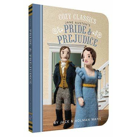 Cozy Classics: Pride and Prejudice BookGeek
