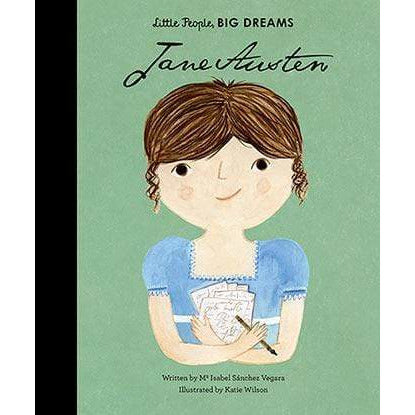 Jane Austen (Little People, Big Dreams) BookGeek