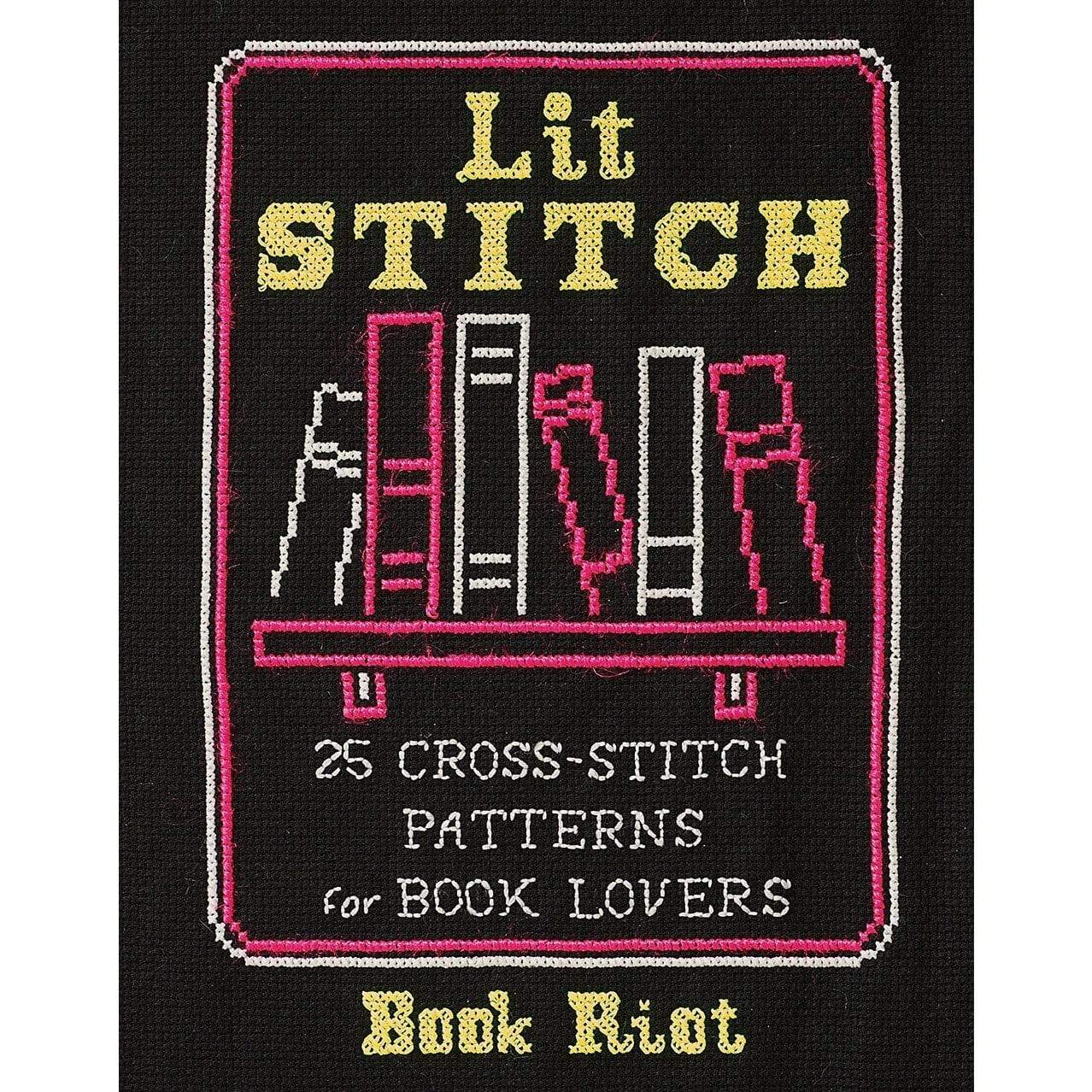 Lit Stitch BookGeek