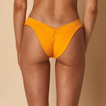 Load image into Gallery viewer, Additional Coverage Uno Bikini Bottom, Mango Rib