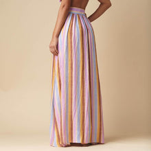 Load image into Gallery viewer, Edith Skirt, Mallorca Stripe