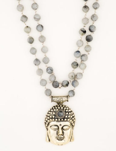 Large Buddha Necklace