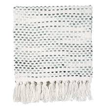 Woven Thick & Thin Blanket