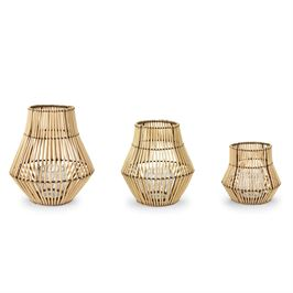 Small Willow Votive Lantern