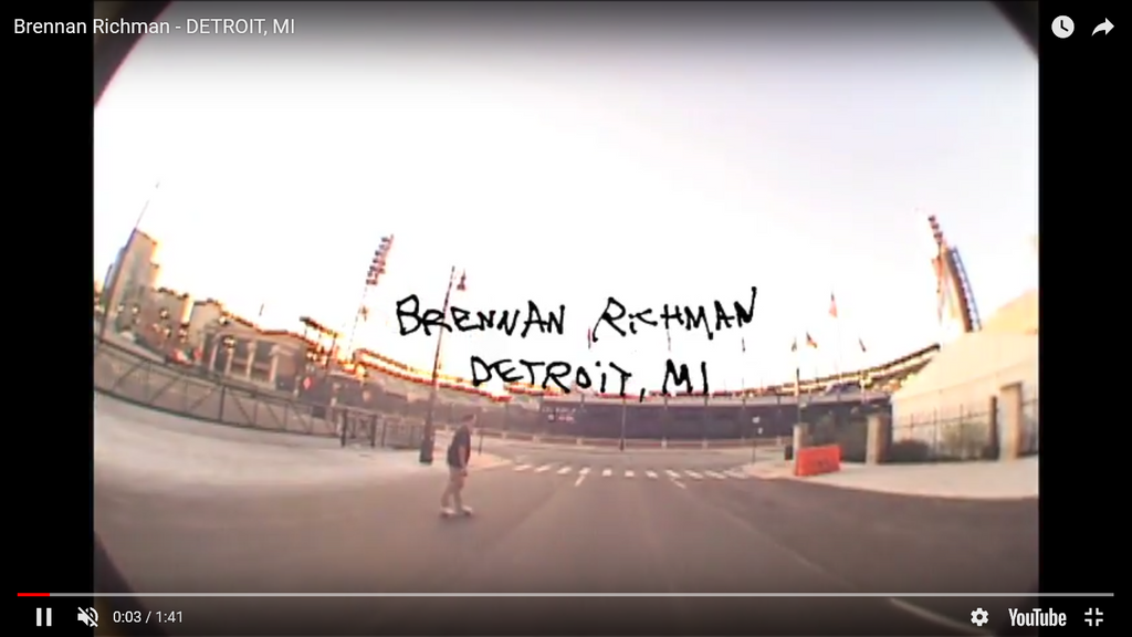 Rosa - Brennan Richman Detroit edit