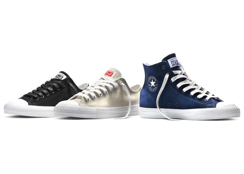 Polar X Converse Cons CTAS Pro sneakers are in stock! and check out short film, Manhattan Days