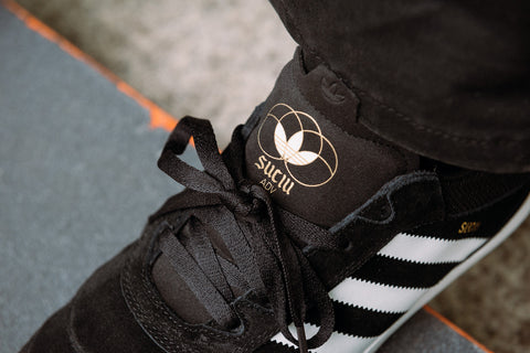 Adidas Skateboarding Suciu ADV available now
