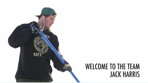 Welcome our newest snowboard team member...
