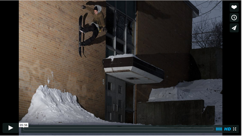 Dom Palarchio B-Roll edit.