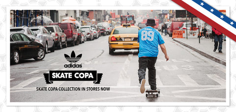 "Adidas Skateboarding ""Skate Copa"" collection is available now!"