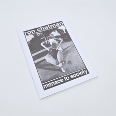 Polar Skate Co x Dear Skating Ron Chatman Menace to Society Zine
