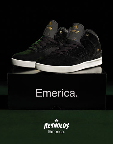 "New shoe from the boss, Emerica ""The Reynolds"""