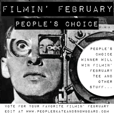 Filmin' February People's Choice contest