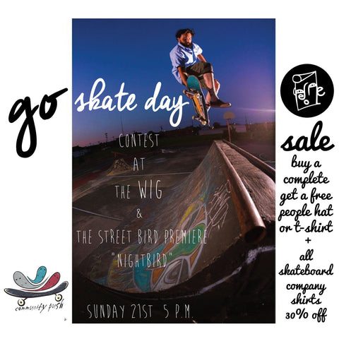 Go Skateboard Day 2015