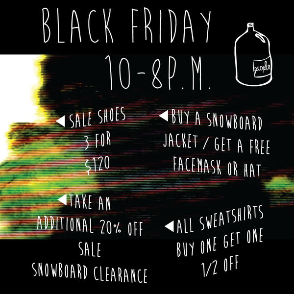 Black Friday Sale 2014