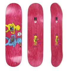 Polar Skate Co x Dear Dane Brady TV Kid Deck 8.125