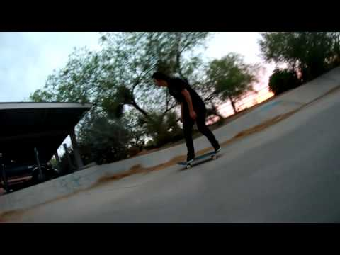 Tony Christopher Tyrant skateboards edit