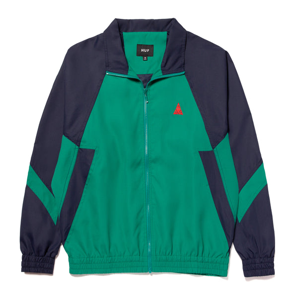Huf Switzer Track Jacket - People Skate and Snowboard