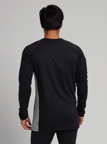 <p>Burton Midweight X Base Layer Crew</p> - People Skate and Snowboard