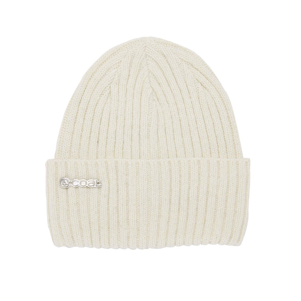 Coal Headwear Greenwater Wool Rib Knit Beanie - People Skate and Snowboard