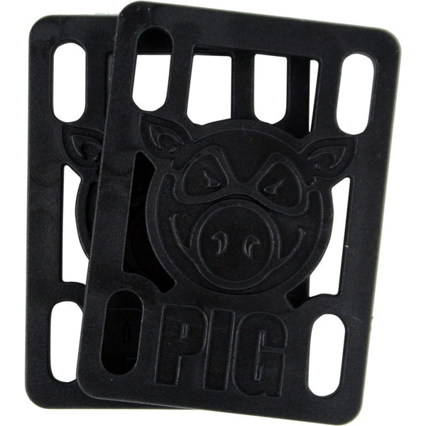 PIG Riser Pads - People Skate and Snowboard