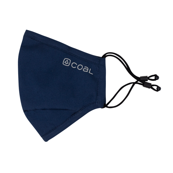 Coal The Ergo Face Mask with Carbon Filter Pocket - People Skate and Snowboard