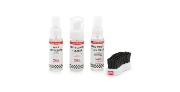 Vans Shoe Care Travel Kit - People Skate and Snowboard