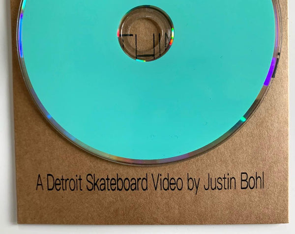 Something Old, Something New DVD by Justin Bohl - People Skate and Snowboard
