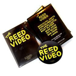 "Reed Wheels ""The Reed Video"" DVD - People Skate and Snowboard"
