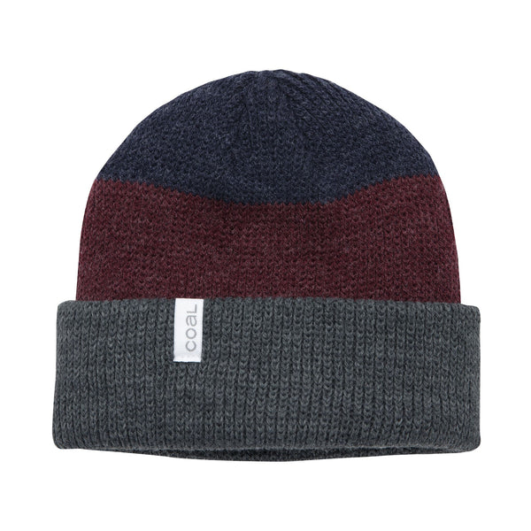 Coal Headwear Frena Thick Cuff Beanie - People Skate and Snowboard