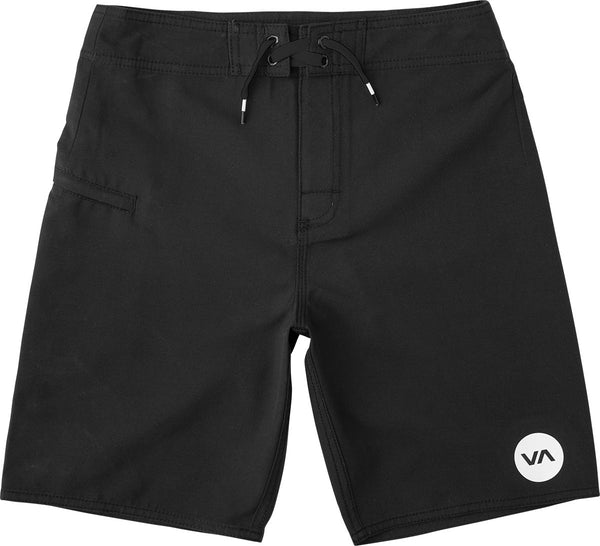 RVCA Boys Upper Trunk Boardshort - People Skate and Snowboard