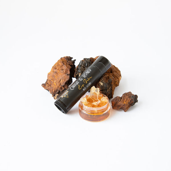 Apotheca Chaga+Honey Lip Balm - People Skate and Snowboard