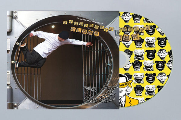 Doom Sayers Everybody's Clown DVD - People Skate and Snowboard