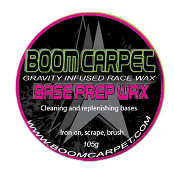One Ball Boom Carpet Base Prep Wax all temp - People Skate and Snowboard