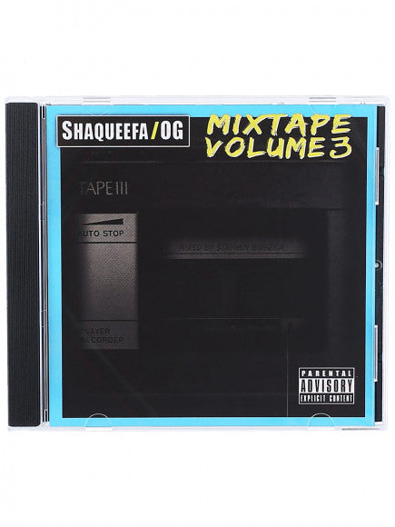 Shaqueefa Mixtape Volume 3 DVD - People Skate and Snowboard