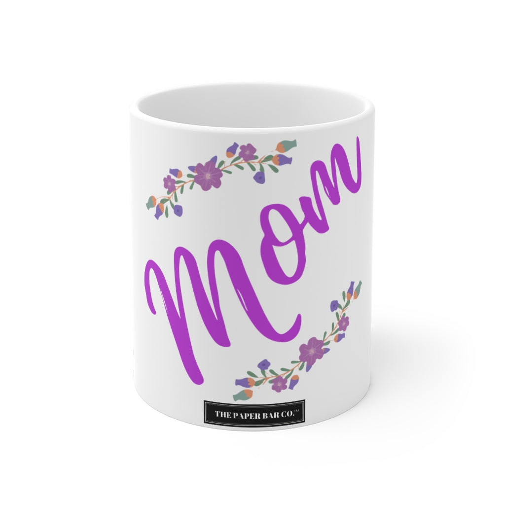 Mother's Day in Purple - 11oz Mug