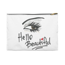 Load image into Gallery viewer, Hello Beautiful Accessory Pouch