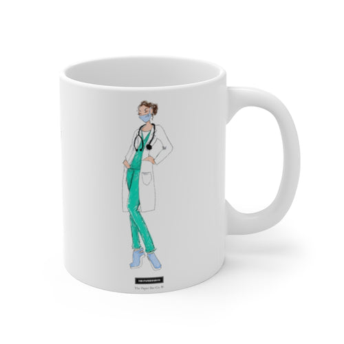 Female Doctor #2 11oz Mug