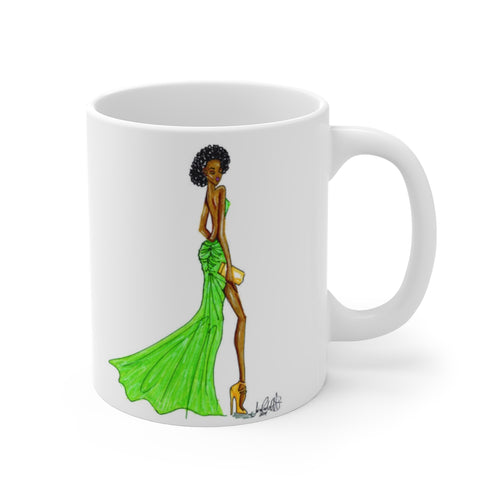 Black Girl Magic 11oz Mug