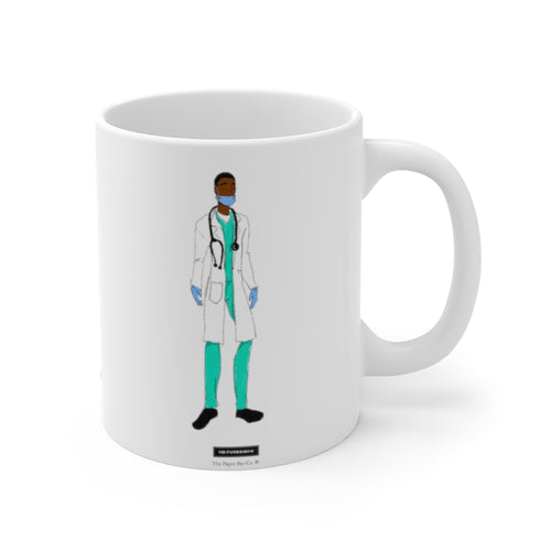 Male Doctor #1 11oz Mug